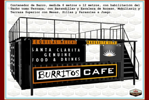 THE FOOD TRUCK COMPANY  catalogo hoja 19.2