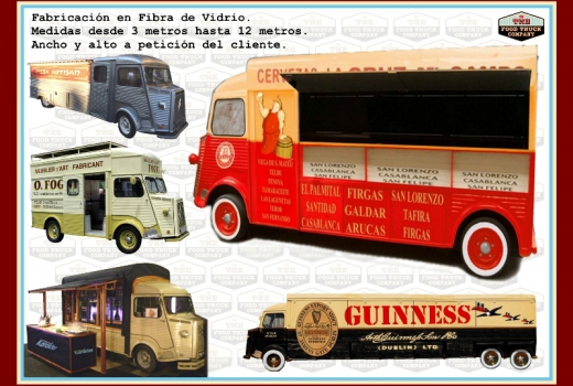 THE FOOD TRUCK COMPANY  catalogo hoja 2.2