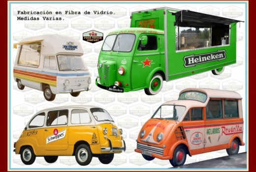 THE FOOD TRUCK COMPANY  catalogo hoja 3.2