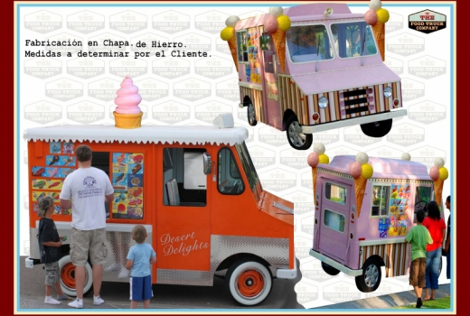 THE FOOD TRUCK COMPANY  catalogo hoja 5.2