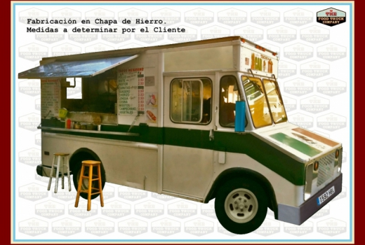 THE FOOD TRUCK COMPANY  catalogo hoja 6.2