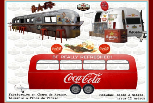 THE FOOD TRUCK COMPANY  catalogo hoja 7.2
