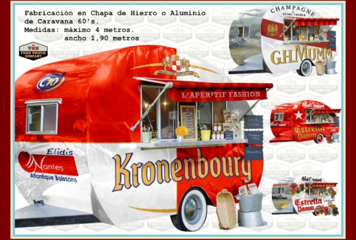 THE FOOD TRUCK COMPANY  catalogo hoja 8.2