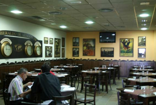 Decoracion tematica bares restaurantes cafe original pubs retro vintage  (2)